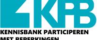 Logo KPB Zwarte Letters
